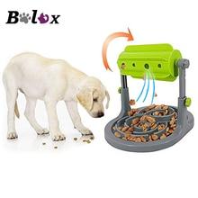 Собака корм для домашних животных диспенсер медленный чаша кормушка для пищи лечит собака Кормушка игрушки котенок маленькие собаки здоровое Кормление