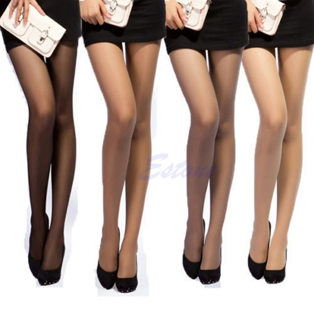 Women's Sexy Long Pantyhose In 4 Colors