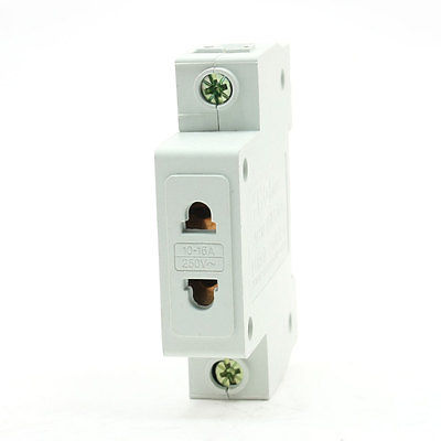 Industry US EU 2 Pin Plug 1 Pole Modular Socket 10-16A 250VAC placebo x posed the interview