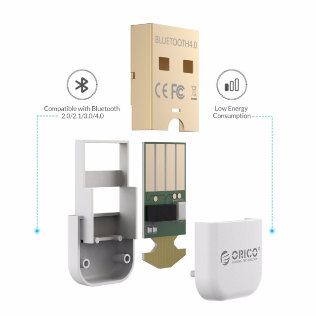 ORICO BTA-403 Mini Bluetooth 4.0 Adapter