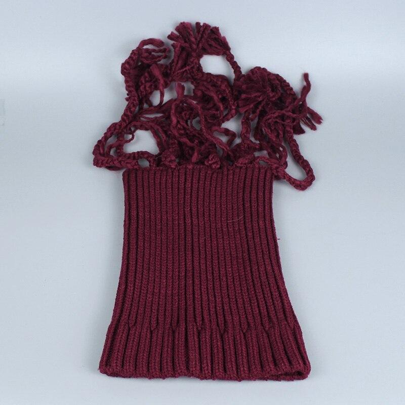 Dreadlocks hat Jamaica Rasta Gorro Slouchy Beanie Hat Winter Warm Knitted  Reggae Solid color Striped Hip 1d18183db84