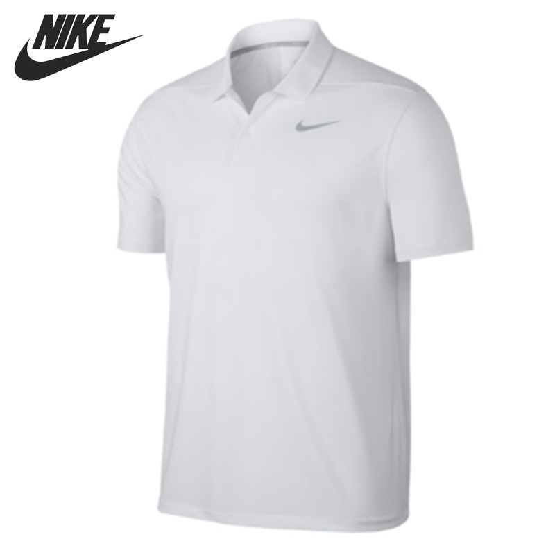 Original New Arrival NIKE AS M NK DRY VCTRY POL SOLID LC Men's POLO Short Sleeve Sportswear