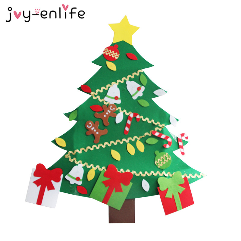 Aliexpress.com : Buy JOY ENLIFE Christmas Decor Chidren DIY ...