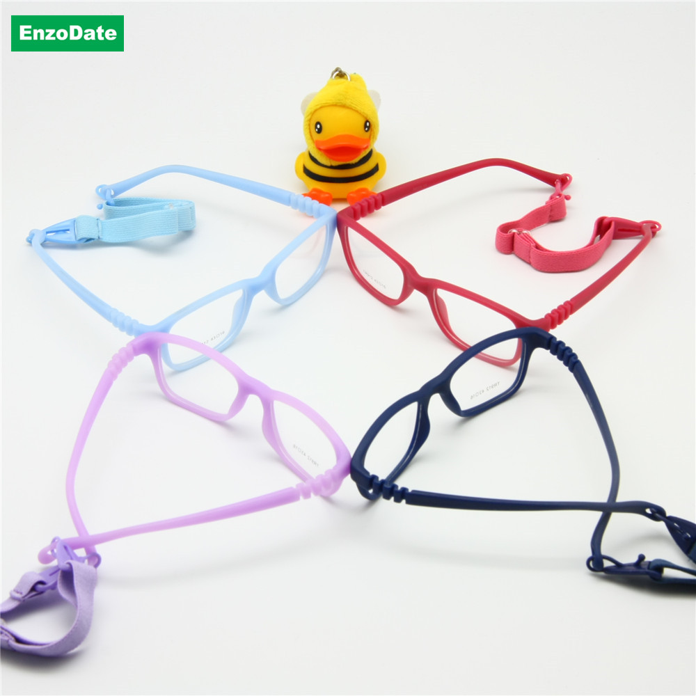 Glasses Frame Suppliers : Aliexpress.com : Buy Boy Glasses Frame with Strap Size 43 ...