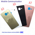 50pcs A310 A510 A710 Battery Back cover For Samsung Galaxy A3 A310 A5 A510 A7 A710 2016 version Back housing Case with Logo