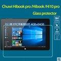 En Stock Películas Protector de Pantalla de Vidrio Templado para chuwi hibook pro/hibook/hi10 pro 10.1 pulgadas de Cristal Templado película