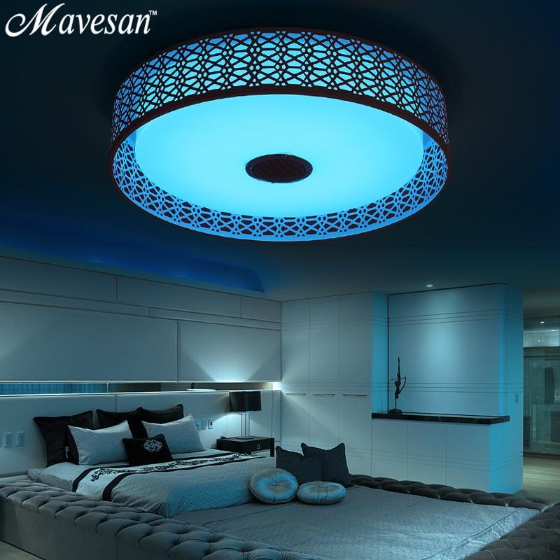Moderne Led deckenleuchte Moderne RGB Wohnzimmer Luminaria 36 Watt ...