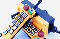 New Arrivals Crane Industrial Remote Control HS 10S Wireless Transmitter Push Button Switch China