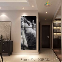5 panels/Set Waterfall Modern Home Wall Decor Painting Canvas Art HD Print Picture For Unframed