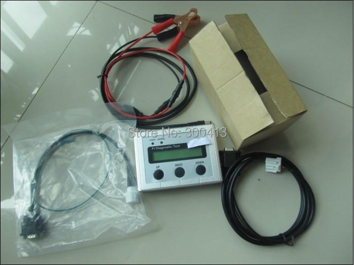 Motorrad scanner Für Yamaha handheld-typ MOTOR scan-werkzeug für Indonesien Motorrad Diagnosescanner 2 stes/lot