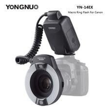 YongNuo YN 14EX YN14EX TTL Macro Ring Light Flash with Adapter Ring Speedlite for Canon DLSR 550D 650D 5Ds 5Dsr 760D 5D 750D 6D