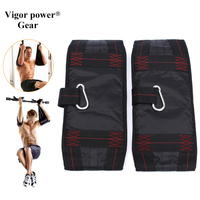 VPG WL AB straps01 Pair Ab Abdominal Straps for Hanging Sling Chin Up Sit Up Bar Pullup Fitness Bearing up to 150KG Heavy Duty