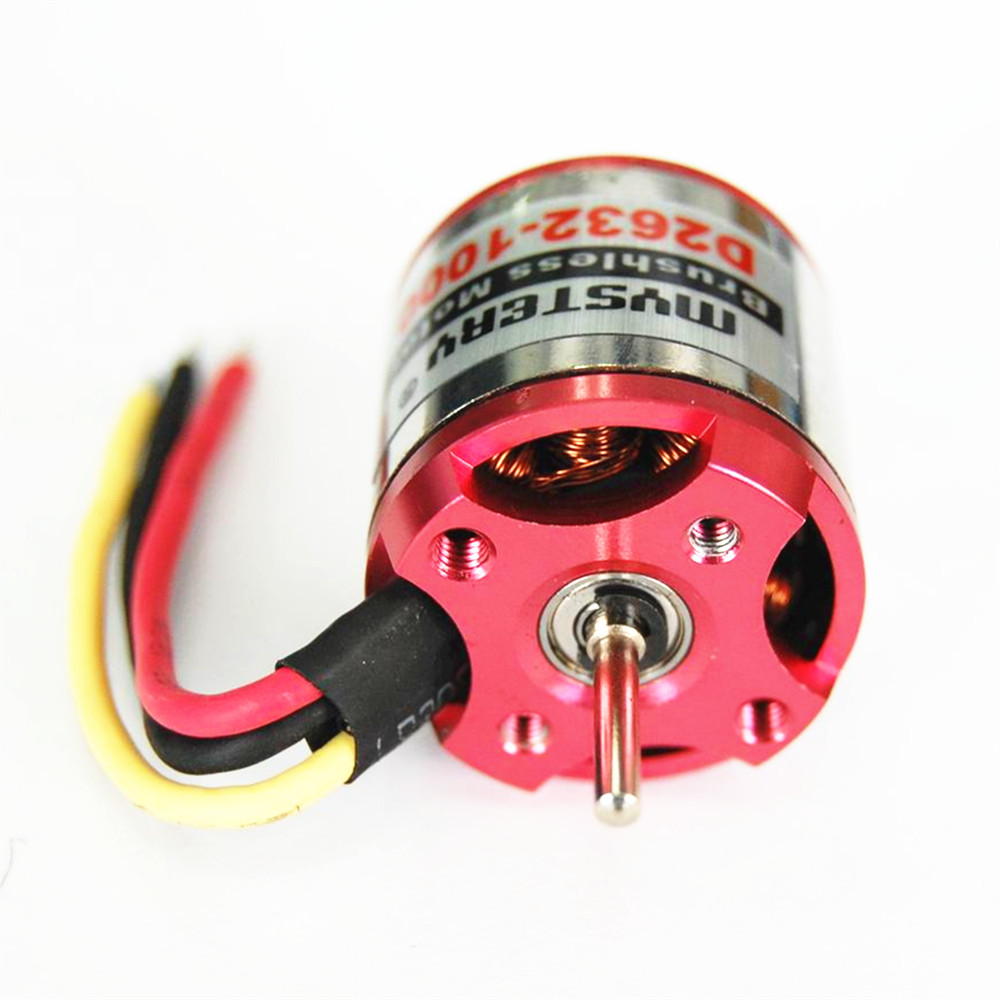 Mystery 2632 1000KV Outrunner Brushless Motor For RC