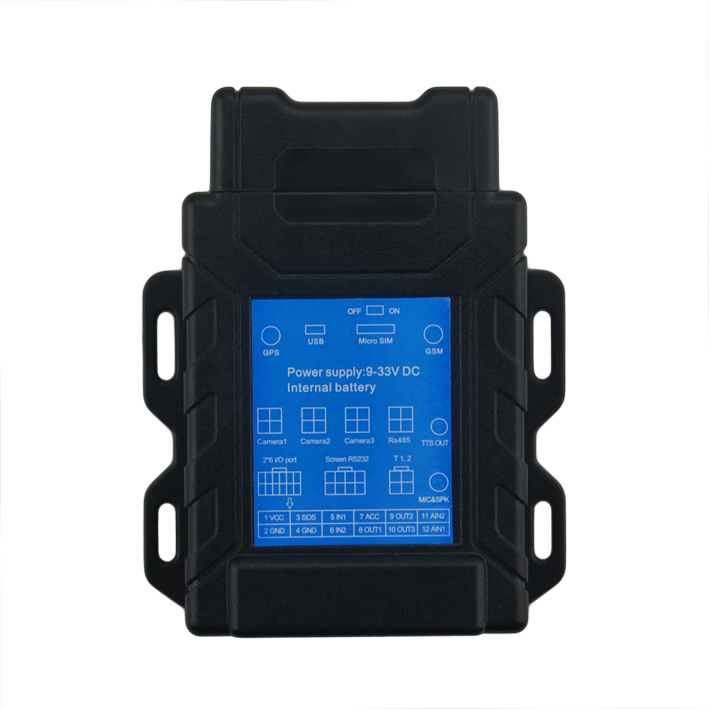 gps motorbike bus tracker GVT800 two way communication gps vehicle tracker With 8MB flash memory 3G