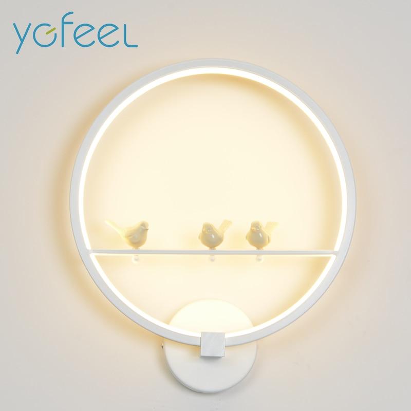 Lâmpadas de Parede luz iluminação interior sala de Tensão : 90-260v