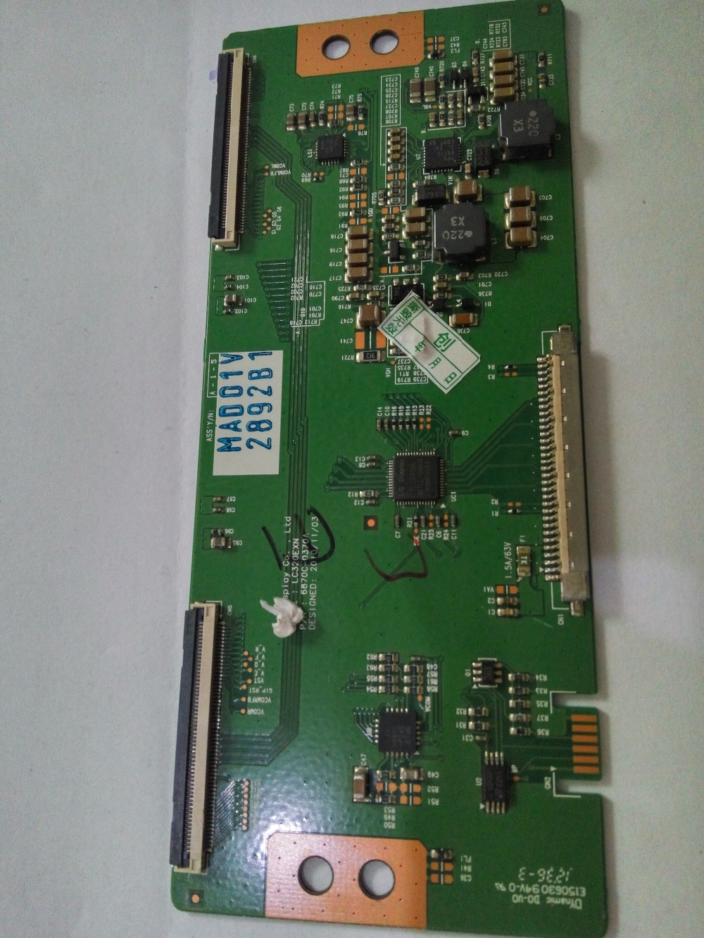 Lc320exn-sea1-k31 Logic Board 6870c-0370a Connect With T-CON Connect Board