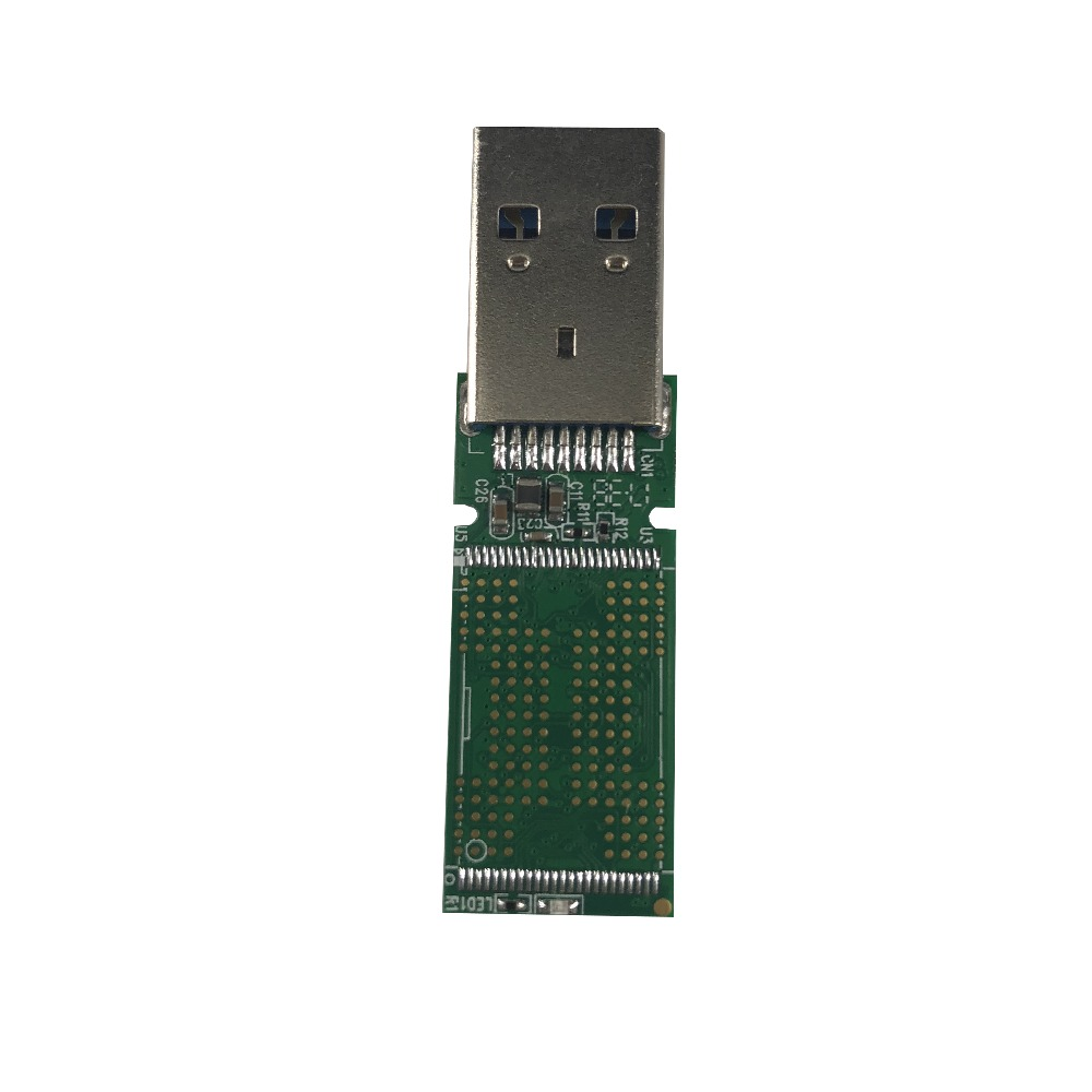 BGA152 BGA132 BGA136 TSOP48 NAND flash USB3.0 U disk PCB IS917 main controller without flash memory for recycle SSD flash chips the ssd circuit board ssd pcba jmf612 jmf604 controller diy ssd sata3gb s interface ssd pcba flash interface tsop48