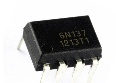 10pcs/lot 6N137 EL6N137 DIP8 DIP DIP-8 In Stock