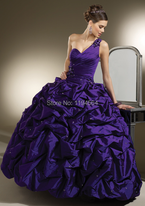 Online Get Cheap Purple Quinceanera Dresses 2014 -Aliexpress.com ...