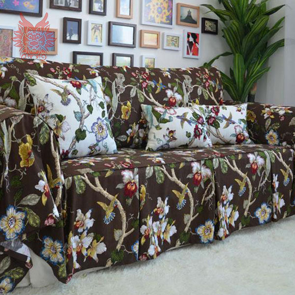 Beau 200*240cm 2015 New Fashion Home Textile Flower Print 100%cotton Sofa Cover  Modern Style Sofa Towel SP1125 In Sofa Cover From Home U0026 Garden On  Aliexpress.com ...