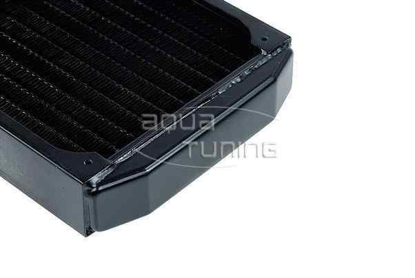 Fila freddo del radiatore di rame Alphacool NexXxoS ST30 Pieno di Rame 480 millimetri
