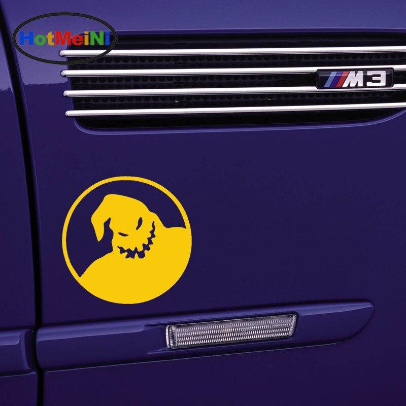 "Oogie Boogie Doll Car Truck Bumper Window JDM Funny 7/"" Vinyl Decal Sticker"