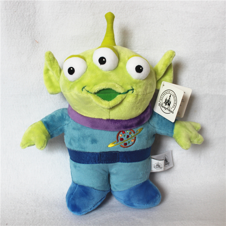 Toy Story Classic Alien Plush Toys Stuffed Dolls Kids 30cm