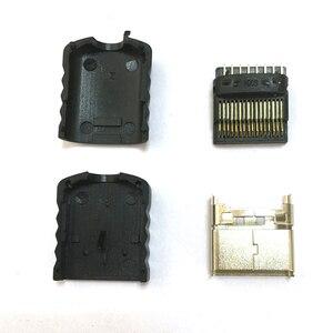 Image 2 - 10 CHIẾC rất nhiều Cao qualtiy Composite AV Cáp dây 16pin 16 CHÂN jack cắm giao diện kết nối cho MÁY SEGA hệ máy dreamcast cho DC