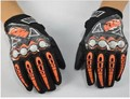 KTM Gloves Guanti Motocross Moto Luva de Motoqueiro Motorcycle Gloves Winter Guantes KTM Glove BMX Moto Guantes A7044