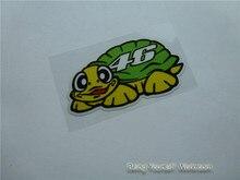 GAOCHENG Moto Gp Vr 46 Lucky Mascot Motorcycle Sticker Rossi Motocross  Adesivo