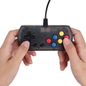Image 5 - Controle de videogame andirod usb Q3 VS, mini joystick usb de RS 80, cabo de jogos de mão