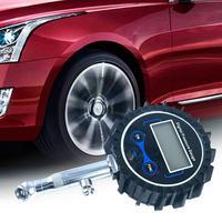 Medidor de pressão dos pneus do carro digital eletrônico de precisão portátil testador medidor de pressão dos pneus|Sistemas de monitoramento de pressão dos pneus| |  -