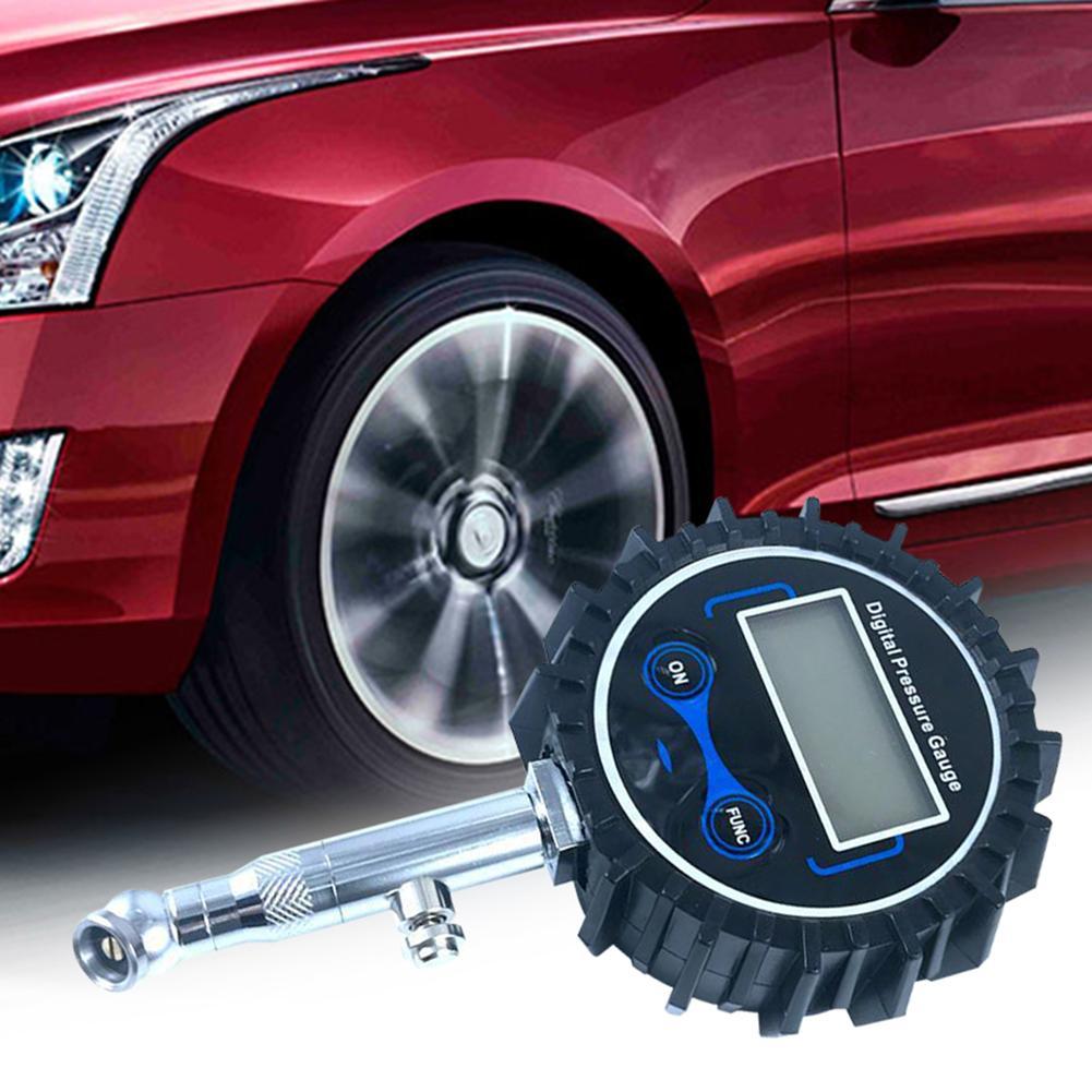 Portable Precision Electronic Digital Car Tyre Tire Pressure Gauge Meter Tester Tire Pressure Gauge