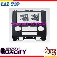 High Quality Free Shipping Car Refitting DVD Frame DVD Panel Dash Kit Fascia Radio Frame Audio