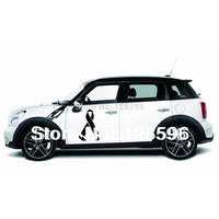 Michael Jackson Dance Car Sticker Bumper Back Window Decals