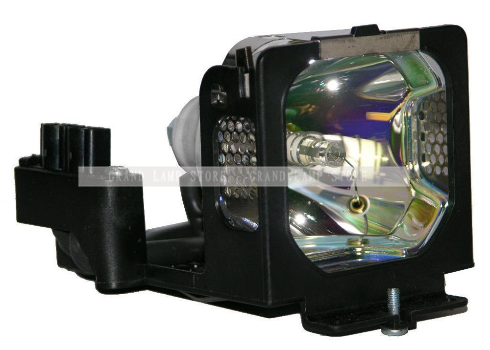 все цены на Replacement Lamp  POA-LMP55 for SANYO PLC-SU55 / PLC-XE20 / PLC-XL20 / PLC-XU25 / PLC-XU2510 /XU47 /XU48 /PLC-XU50 Happybate онлайн