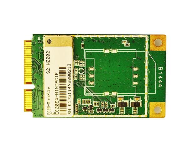 Quectel EC25 4G módulo 4G Placa de desarrollo neto camino interfaz PCIE 7  modelo SCM trabajar con cubieAIO A20 Placa de demostración