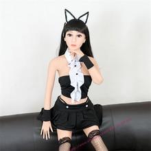 165cm Sexy Catwoman Leggy Lifelike Sex doll Soft Big Tits Perfect Sex Partner Adult Products Sex Shop