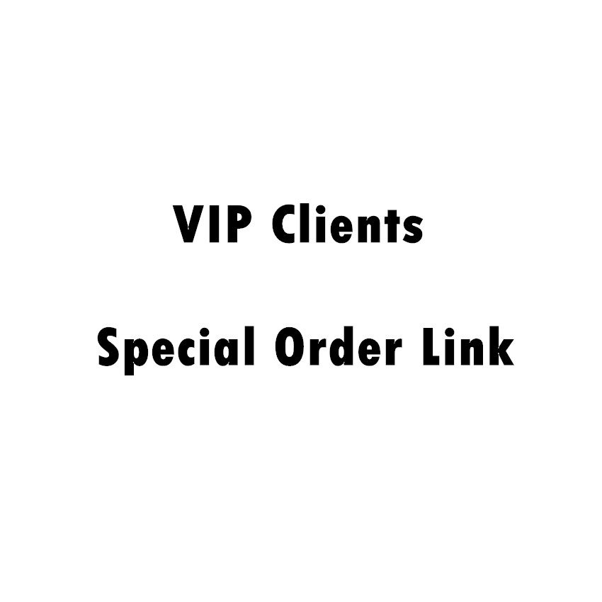 V Attract VIP Clients Special Order Link vip link the game for sh wholesaler customized order
