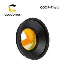 CO2 F-theta линза сканера полевой объектив 10.6um 10600nm 50×50-600 x FL63-650mm 600 для YAG оптический CO2 лазерный Запчасти для маркировочной машины