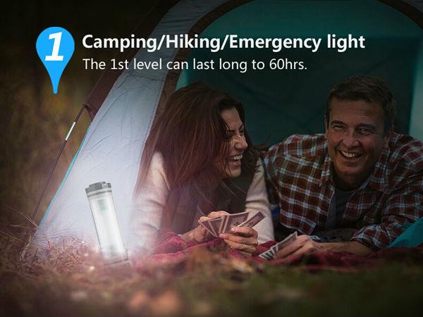 HTB1AUH3XlsmBKNjSZFsq6yXSVXai - UYC Q7M Waterproof LED Outdoor Light Portable SOS Emergency Light USB Rechargeable Lamp Camping Light Flashlight Torch