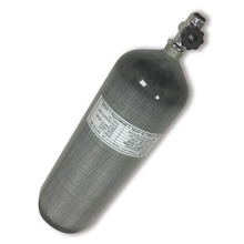 AC10951 4500Psi 9L Carbon Fiber/SCUBA/HPA/Paintball Cylinder/Tank by Compressed Air Composite Bottle With Diving Valve Acecare цена и фото