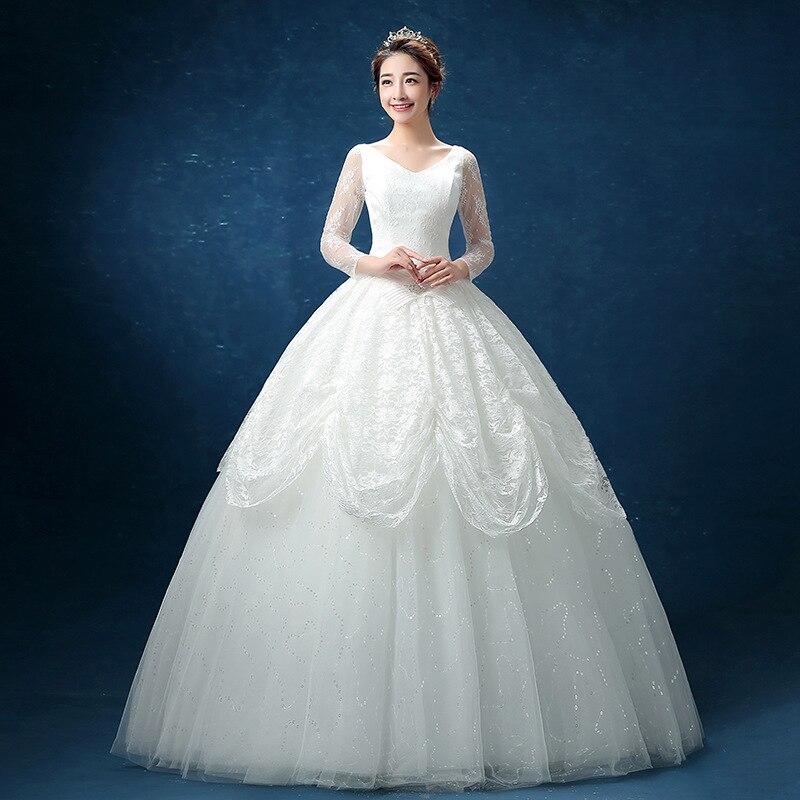 Popular Korean Wedding Gowns Buy Cheap Korean Wedding Gowns Lots From China Korean Wedding Gowns