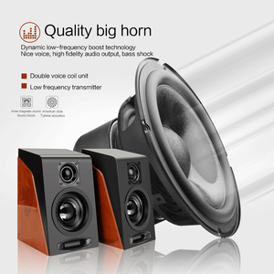 Image 4 - New Creative MiNi Subwoofer Restoring Ancient Ways Desktop Small Computer PC Speakers With USB 2.0 & 3.5mm Interface