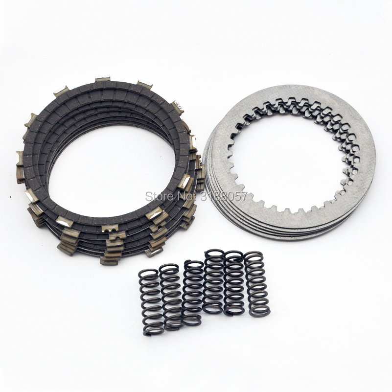 Honda TRX450R 450 Clutch Kit with Heavy Duty Springs and Gasket 2004-2009 NEW