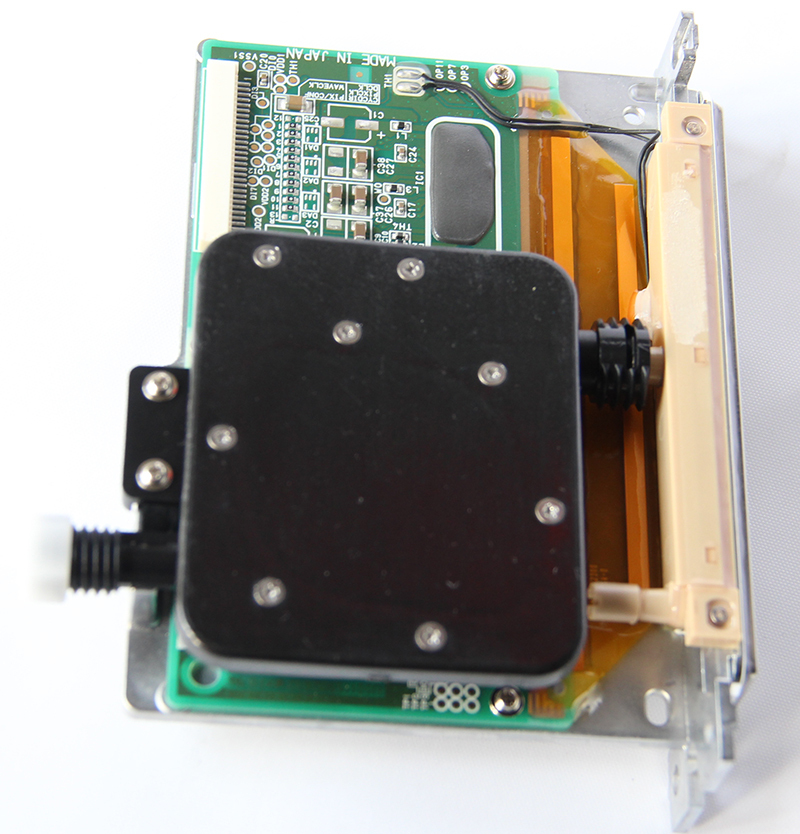 Free shipping!! SPT510-50pl  printhead for infiniti outdoor printer