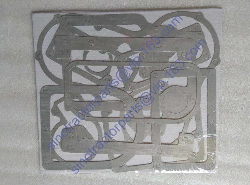 Taishan (KAMA) TS304, the set of gasket kit including head gasket & valve cover seal for engine FD2100T  цены