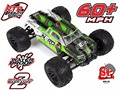 Arrma Nero 6s Brushless waterproof blx 1/8 RTR scale 150A ESC 4wd monster truck-No differential lock version