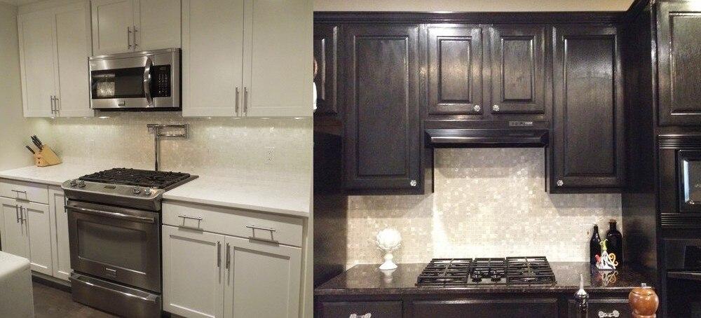 Paredes cocina sin azulejos affordable con paredes o - Cocinas sin azulejos ...