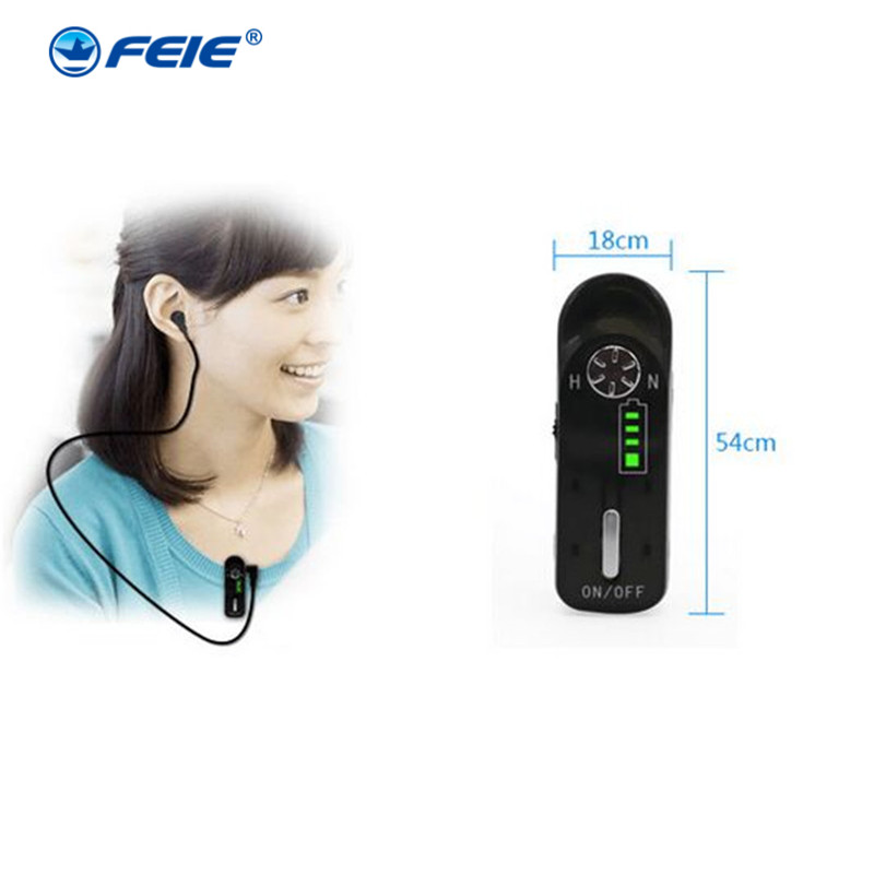 CE Proved New Personal Hearing Aid Device Spy Sound Amplifier Amplification C-06 Free Shipping spy listening device recharegable fashionable hearing aid earphone c 06 for medical sale free shipping